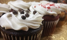 One or Two Dozen Cupcakes at C'est Si Bon Bakery (Up to 52% Off)