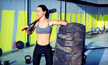 $39 for One Month of Unlimited CrossFit or Boot Camp Classes at BluePrint Training SoBe ($205 Value) 