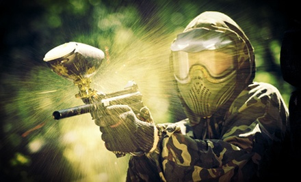 Paintball for Two or Four at Operation Paintball (Up to 55% Off)