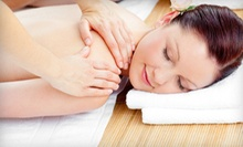 One, Three, or Five 60-Minute Swedish Massages at Lux Bodyworks Studio (Up to 56% Off)