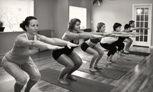 5- or 10-Class Yoga Pack or One Month of Unlimited Yoga at Hot Yoga Rockaway Beach (Up to 77% Off)