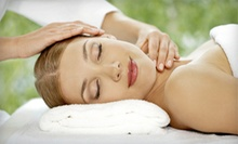 60-Minute Deep-Tissue Massage, Custom Facial, or Both at Panacea Hair Salon and Day Spa (Up to 56% Off)