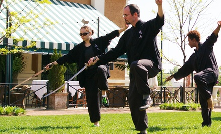 Classes and Private Lessons at Jing Ying Institute of Kung Fu & Tai Chi (Up to 76% Off). Two Options Available.