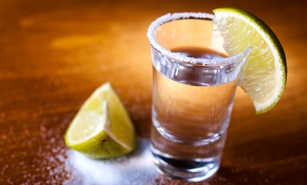 Passport to Tequila Tasting Experience for Two, Four, or Six at Cien Agaves (Up to 64% Off)