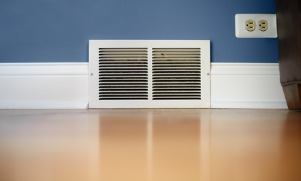 $49 for Air-Duct and Dryer-Vent Cleaning with HVAC Inspection from Perfecto Services ($239 Value)