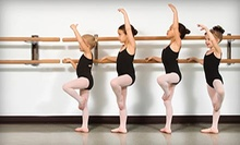 $27 for a One-Day Dance Camp for Children Aged 3–9 at Anchorage Classical Ballet Academy ($55 Value)