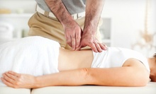 Chiropractic Exam and X-rays with 1, 3, or 5 Adjustments at Abner Creek Family and Sports Chiropractic (Up to 91% Off)