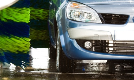 Three or Six Months of Unlimited Car Washes at Cranky Franky (Up to 46% Off)