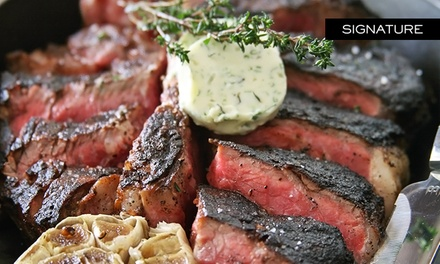 $69 for $100 Worth of Steak and Seafood Dinner for Two at BLT Steak