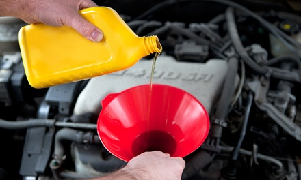 $25 for Oil Change and Inspection at Honest Engine ($80 Value)