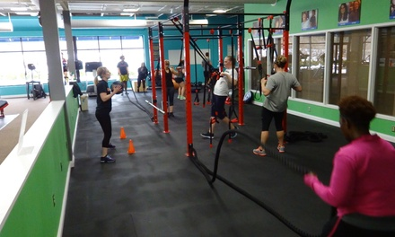Four Weeks of Unlimited Boot-Camp Classes at Transform U Fitness (75% Off)