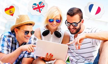 Online Trainers: curso de línguas online de 3, 6 ou 12 meses desde 14,90€