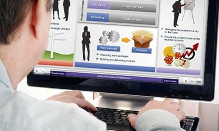 Training Byte Size: PRINCE2® Project Management Training: Online Foundation Course for £199 at Training ByteSize (58% Off)