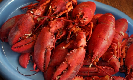 Lobster, Steak, and Seafood from GetMaineLobster.com ( 56% Off ). Two Options Available.
