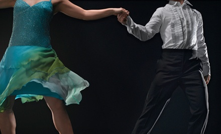 Two or Four Saturday-Night Couples Open Social Dance Classes at DancEnergy (Up to 53% Off)
