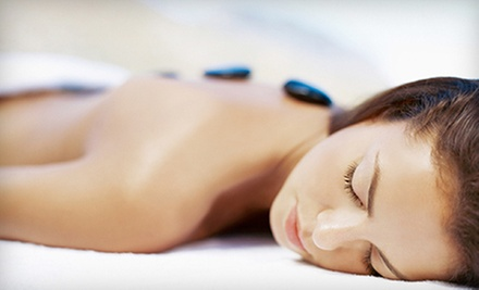Massage with Microdermabrasion and Bio-Oxygen Infusion Treatments or Photofacial at Caesar Spa (Up to 75% Off)
