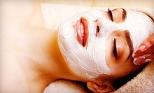 One or Three European or Pressure-Point Facials at Cura Novo (Up to 60% Off)