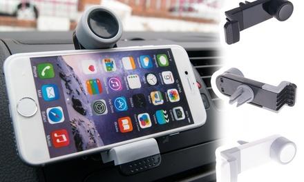 Suporte de carro para smartphone por 6,90 €