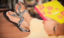 $15 for $30 Worth of Customizable Sandals at Sadie Jane Boutique
