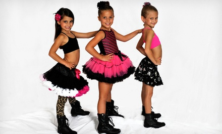 Five-Day Kids' Pirouette, Hip-Hop or Performing-Arts, or Ballet Camp at Studio L Dance Co. (Up to 66% Off)