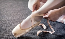 5 or 10 Drop-In Dance Lessons at The Ballet Academy (Up to 52% Off)