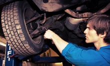Two- or Four-Wheel Premium Brake Service at Goodyear Car Care (Up to 66% Off)