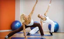10 or 20 Group Fitness Classes at Flow Studio (Up to 68% Off)