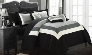 10-piece Oversized Danny Comforter Set