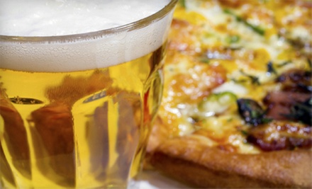 $5 for $10 Worth of Sandwiches, Pizza, and Drinks at Joe&#x27;s Underground Cafe