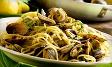 Dinner for Two or Four at The Vintage Italian Restaurant (Up to 54% Off)