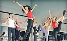 10 or 20 Zumba and Zumba Sentao Classes or Three Months of Zumba and Zumba Sentao at Engage 2 Dance (Up to 70% Off)