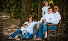 Photography Package for Family, Children, or High-School Senior from Trey Allen Photography in Wichita (Up to 88% Off)