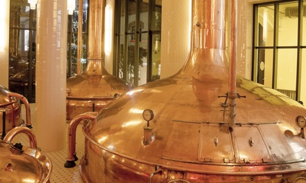 Up to 60% Off Brewery Tour at Hoppy Trolley