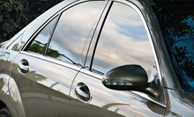 $119 for Full-Automobile Window Tinting for Five Windows at Green Light Window Films ($239 Value)
