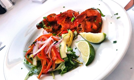 Greek Food for Two or Four at Yannis and Lemoni Bar and Grill (40% Off)