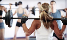 $55 for $110 Worth of CrossFit at 12th Round CrossFit