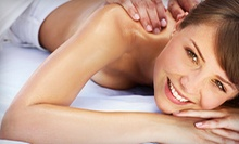 Massage, Facial, or Reflexology with Aromatherapy at Hands-On Therapies (Up to 57% Off). Four Options Available.