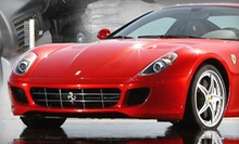 Executive Exterior, Luxury Interior, or VIP Detailing at Champion Elite Detailing Package (Up to 54% Off)