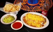 Mexican Food at El Mexico Cafe (Up to 53% Off). Two Options Available.