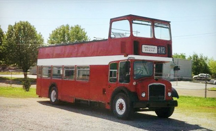 Bus-Tour for One Child or Adult from Nashville Double Decker (Up to Half Off)