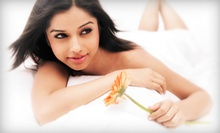 $89 for Spa Package with Facial, Spa Mani-Pedi, and Eye Treatment at Pure Salon Spa, an Aveda Concept Salon ($215 Value)