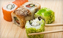 Japanese Cuisine at Tokyo Japanese Restaurant (Half Off). Two Options Available.