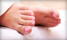 Laser Toenail-Fungus Removal on One or Both Feet at LaserTouch Aesthetics (Up to 80% Off)