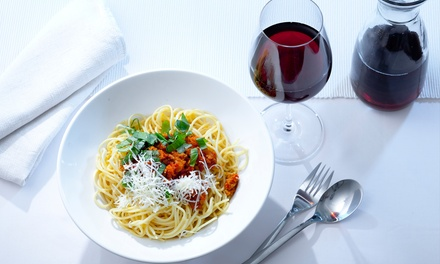 Admission to Wine-Tasting Dinner for One at Coco's Italian Market & Kitchen (51% Off). Three Dates Available.