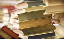 $10 for $20 Worth of Used Books, CDs, and DVDs at Books, Beads &amp; More