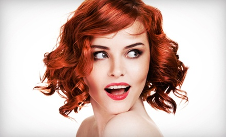 Haircut with Optional Conditioning or Single-Process Color from Lu Anne Henry at Hair It Is Suite 117 (Up to 53% Off)