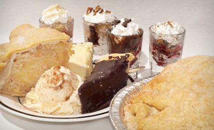 $10 for $20 Worth of Pies, Baked Goods, and Lunch Fare at Tootie Pie Co. Gourmet Café