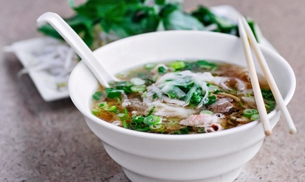 $12 for $20 Worth of Vietnamese Food for Two at Viet Aroma