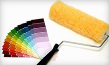 $99 for Interior Painting of One Room from Watercolors (Up to $400 Value)