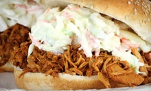 Southern-Style Dinner or Lunch at Jakes Good Eats (Half Off)